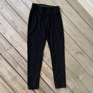 Seven7 Black Pull On Leggings Size Medium